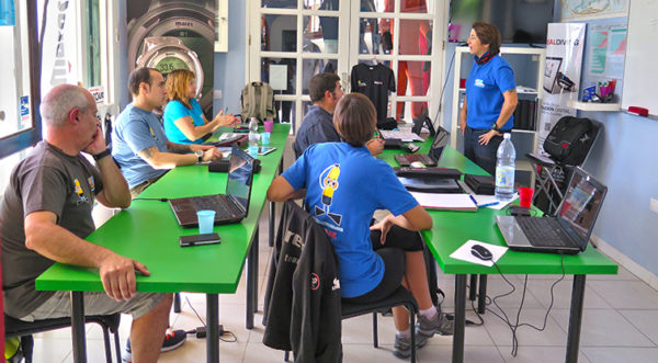 Instructor Training Course in Lanzarote