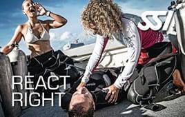 SSI React Right - Curso de Primer Auxilios