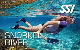 SSI-Snorkel-Diver