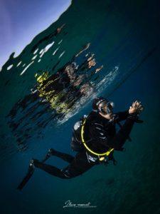 curso flotabilidad perfecta lanzarote