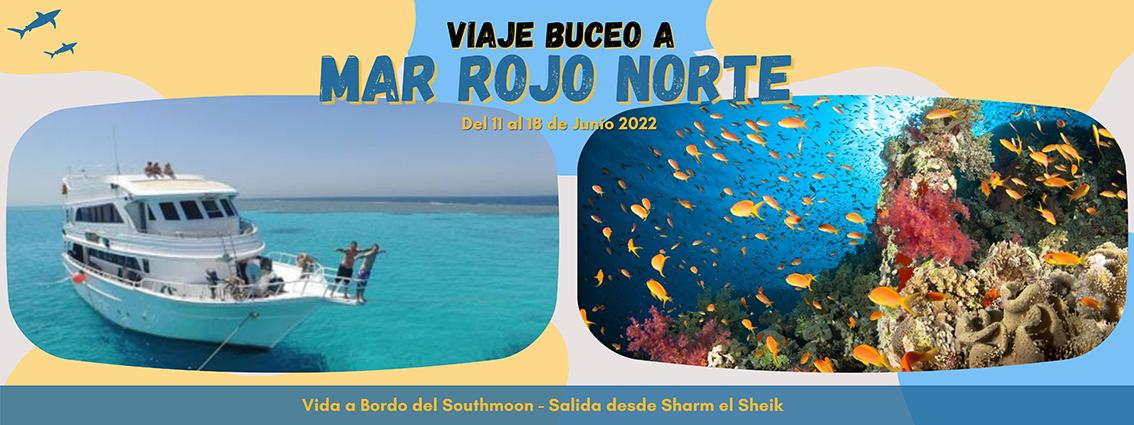 viaje buceo mar rojo norte junio 2022