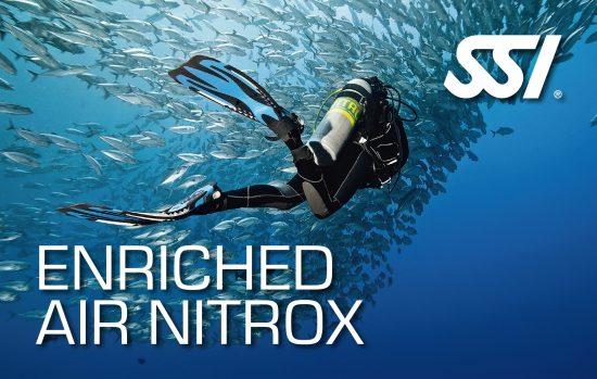 EAN - Enriched Air Nitrox