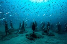 inmersion al museo atlántico lanzarote
