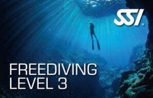 Freediving nivel 3